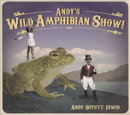 Andy's Wild Amphibian Show