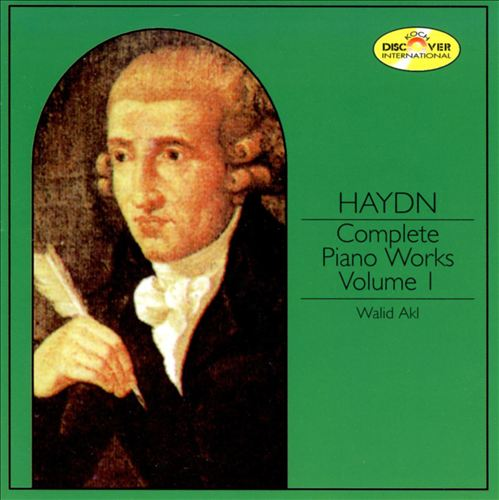 Haydn: Complete Piano Works, Vol. 1