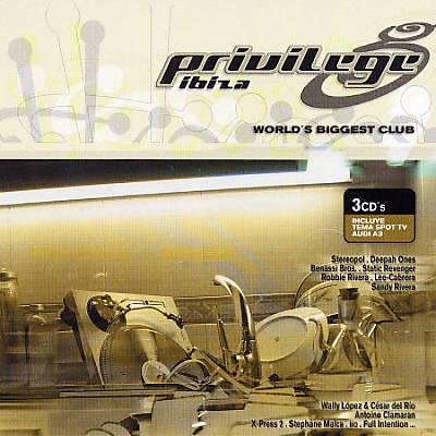 Privilege: Ibiza 2003