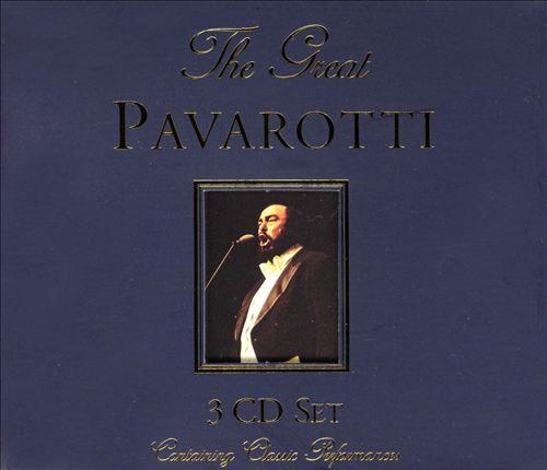 The Great Pavarotti
