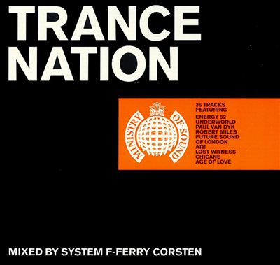 Trance Nation, Vol. 1