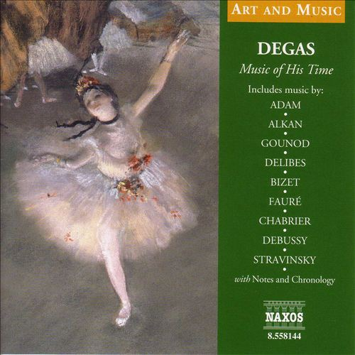 Degas: Music of His Time