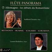 Flûte Panorama, Vol. 7: Allemagne, les débuts du Romantisme