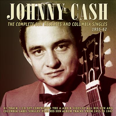 The Complete Sun Releases and Columbia Singles: 1955-62