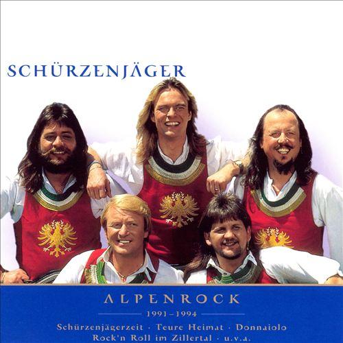 Nur das Beste: Alpenrock 1991-1994