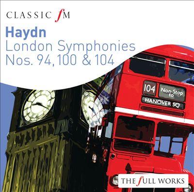 Haydn: Symphonies Nos. 94, 100 & 104