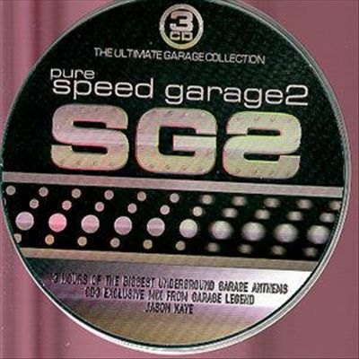 Pure Speed Garage, Vol. 2
