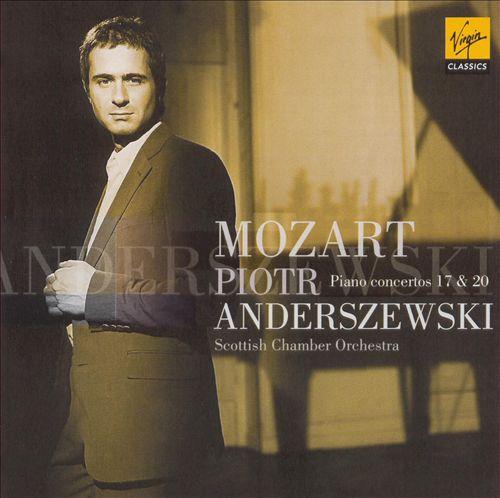 Mozart: Piano Concertos Nos. 17, 20