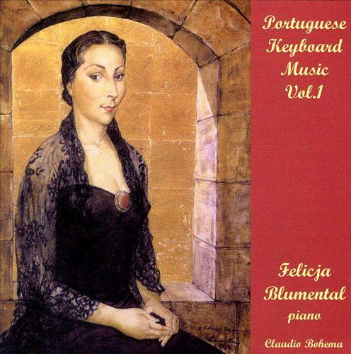 Portuguese Keyboard Music Vol. 1