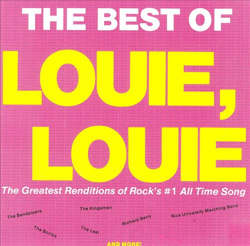 The Best of Louie Louie, Vol. 1