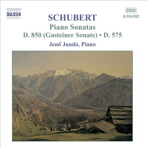 Schubert: Piano Sonatas