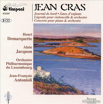 Cras: Orchestral Works