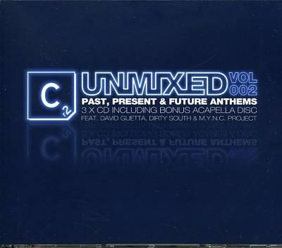 CR2 Unmixed, Vol. 2