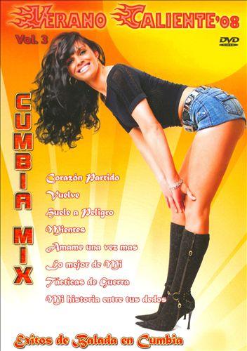 Verano Caliente '08 Cumbia Mix, Vol. 3 [DVD]