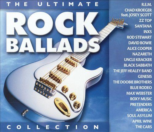 Ultimate Rock Ballads Collection [Warner Music]