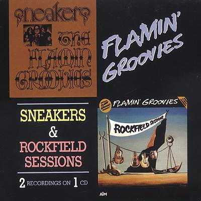 Sneakers and Rockfield Sessions