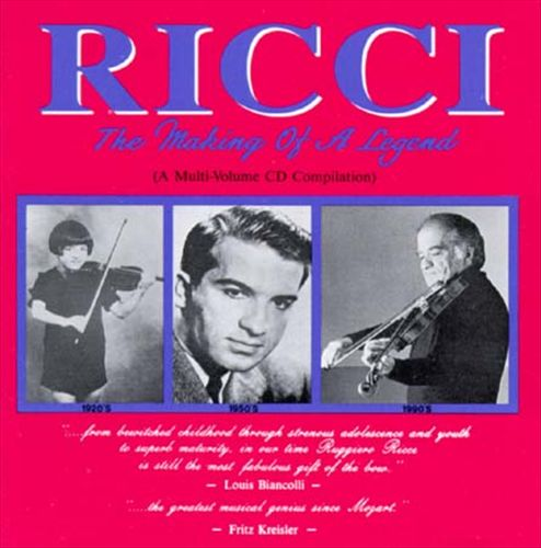 Ricci: The Making of a Legend, Vol.1