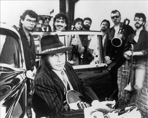 Neil Young & the Bluenotes