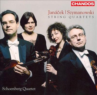 Janácek, Szymanowski: String Quartets