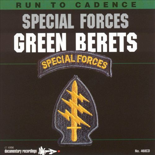 Run to Cadence With the U.S. Special Forces