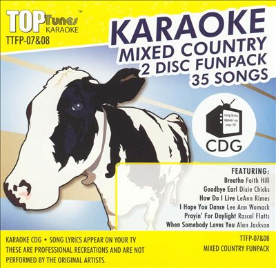 Top Tunes: Mixed Country
