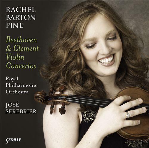 Beethoven, Clement: Violin Concertos
