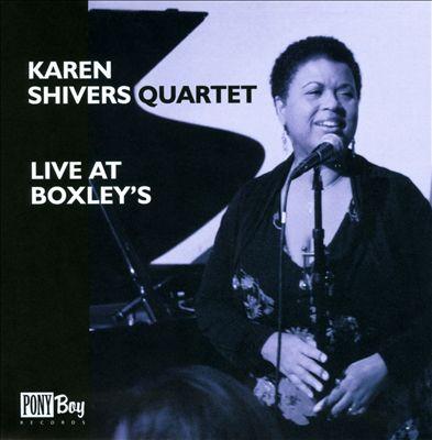 Live at Boxley's