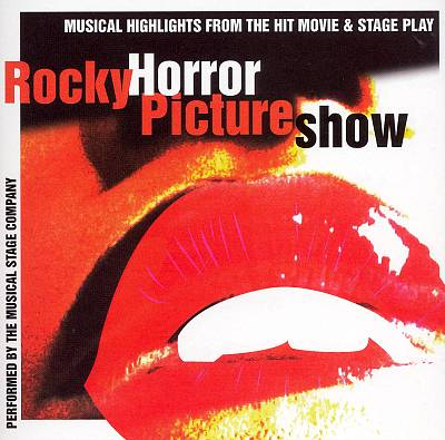 Rocky Horror Picture Show: Musical Highlights from the Hit Movie and Stage Play