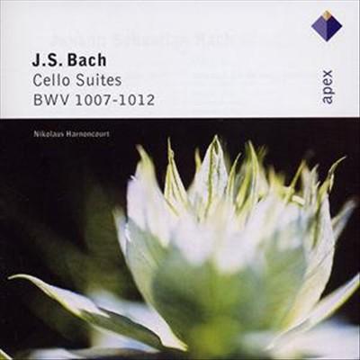 J.S. Bach: Cello Suites BWV 1007-1012