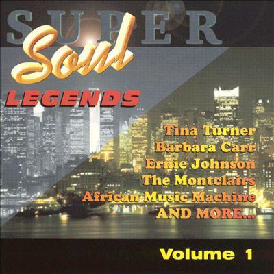 Super Soul Legends, Vol. 1
