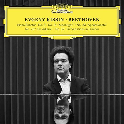 Beethoven: Piano Sonatas No. 3, No. 14