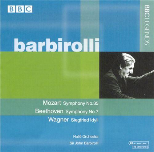 Barbirolli Conducts Mozart, Beethoven, Wagner