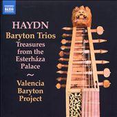 Haydn: Baryton Trios -…