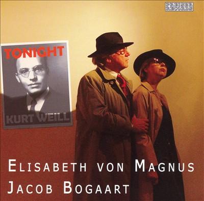 Tonight: Kurt Weill