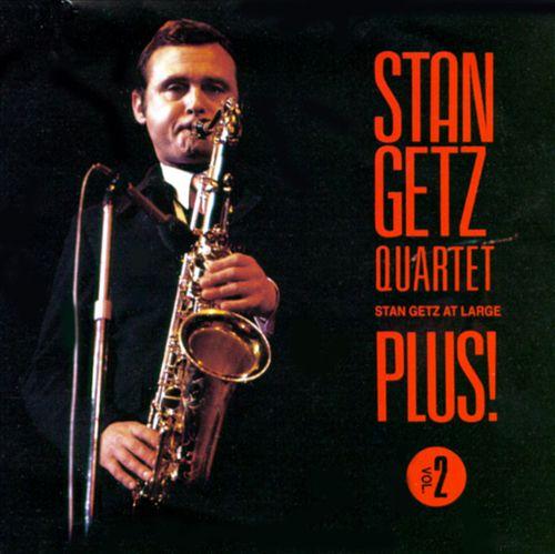 Stan Getz at Large, Vol. 2