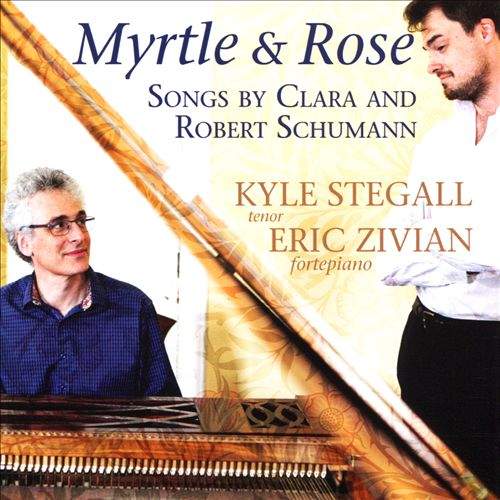 Myrtle & Rose: Songs by Clara and Robert Schumann