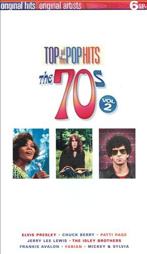 Top of the Pop Hits, Vol. 2: The 70s [Box Set]