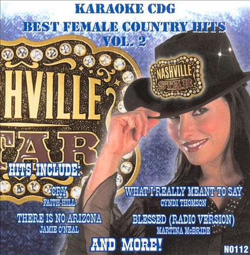Nashville Star Best Female Country Hits, Vol. 2