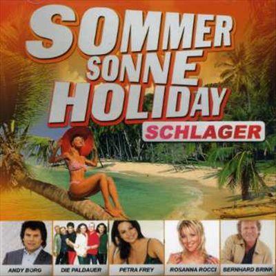 Sommer Sonne Holiday-Schlager