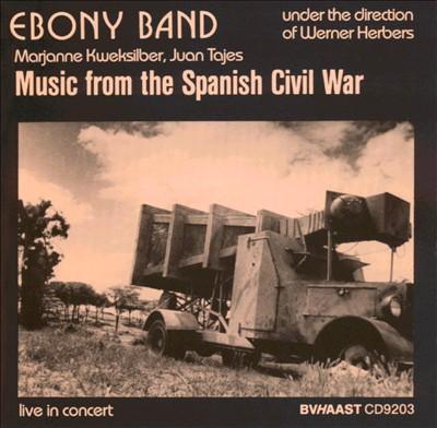 Music from the Spanish Civil War