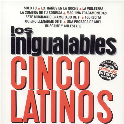 Los Inigualables, Vol. 1