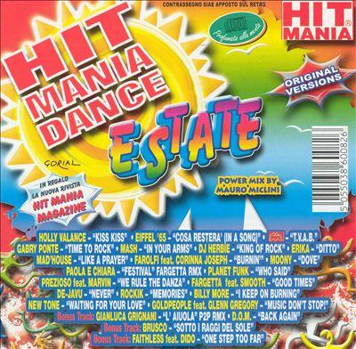 Hit Mania Dance Estate 2002