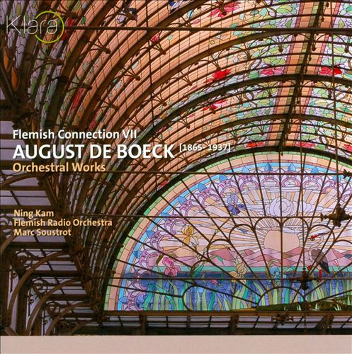 August De Boeck: Orchestral Works