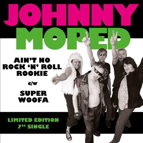 Ain't No Rock 'n' Roll Rookie