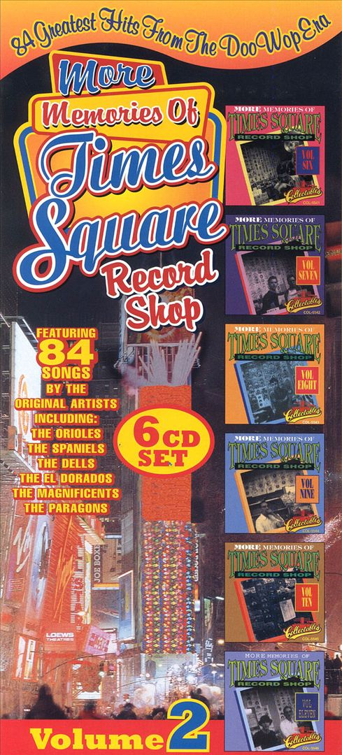 More Memories of Times Square Record Shop, Vol. 2