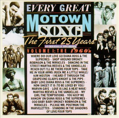 Every Great Motown Song, Vol. 1: The 1960s