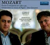 Mozart: Piano Concertos, KV 238 & 415