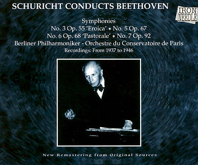 Beethoven: Symphonies Nos. 3, 5, 6, 7