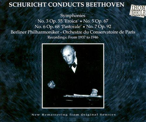 Beethoven: Symphonies Nos. 3, 5, 6, 7