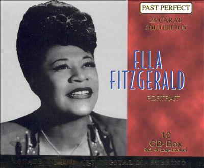 Ella Fitzgerald: Portrait